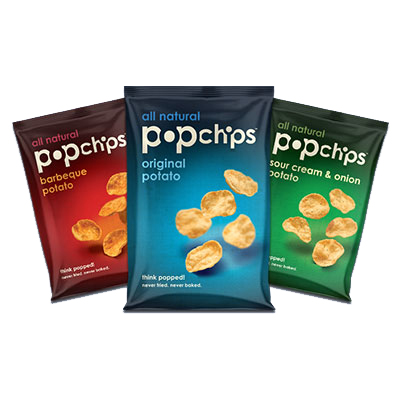 Healthy popchips in Albuquerque