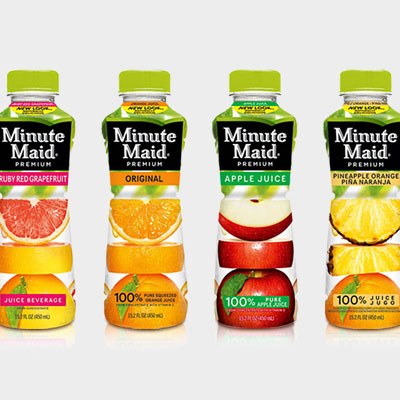 Minute Maid juice in Albuquerque